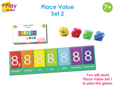 Place Value Game - Set 2*
