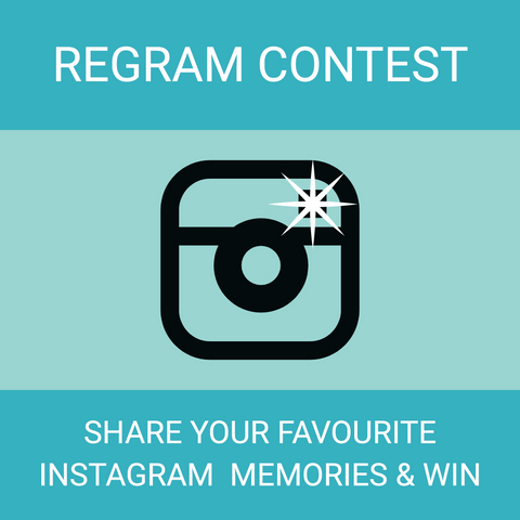 ReeBaby Instagram Regram Contest