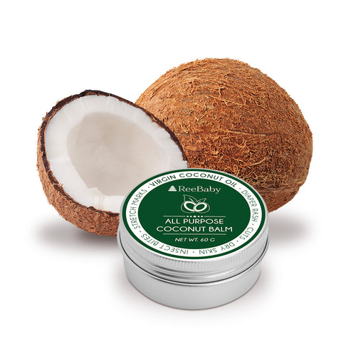 All Purpose Coconut Balm