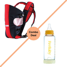 Load image into Gallery viewer, 2-in-1 Baby Carrier & Bottle COMBO