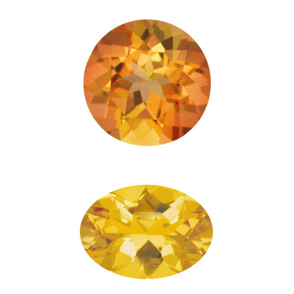 November Birthstone is Citrine