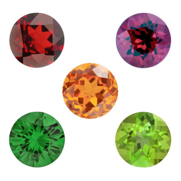 January Birthstones
