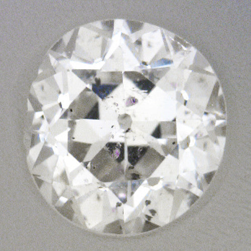 0.22 Carat Loose Old European Cut Diamond F Color SI2 Clarity