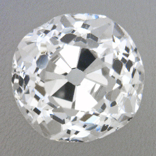 0 28 Carat Loose Old Mine Cut Diamond H Color Si1 Clarity