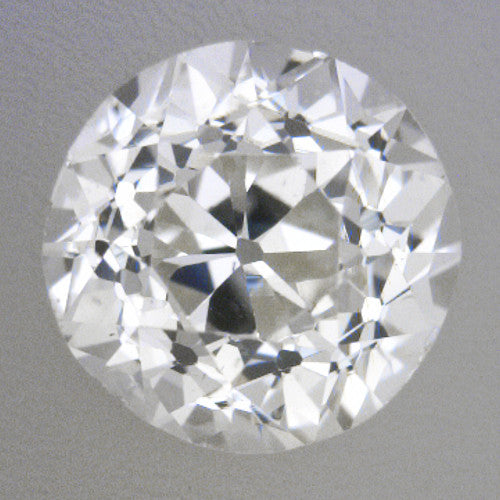 0.32 Carat Loose Old European Cut Diamond I Color VS2 Clarity