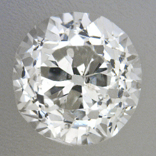 0.36 Carat Loose Old European Cut Diamond G Color SI2 Clarity