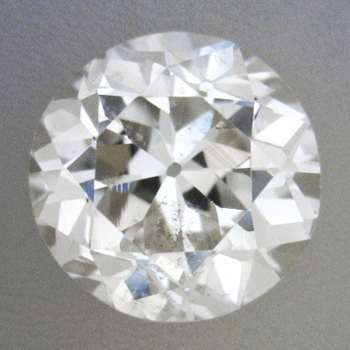 0.39 Carat Loose Old European Cut Diamond H Color SI1 Clarity