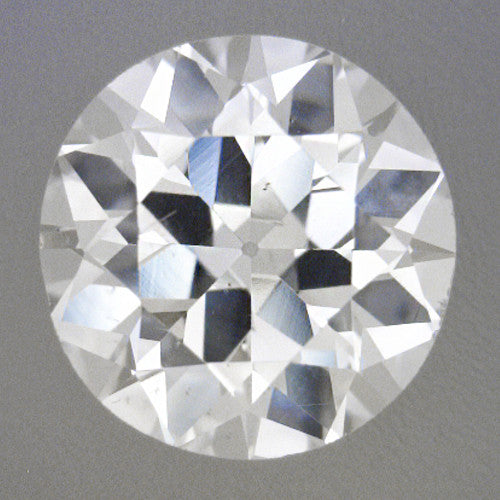 0.44 Carat Loose Old European Cut Diamond G Color VS2 Clarity
