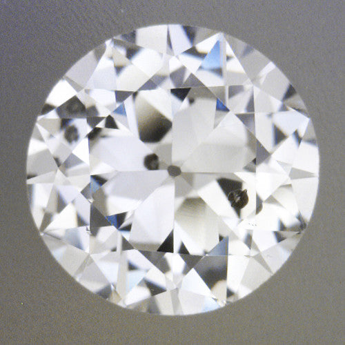 0 51 Carat Loose Vintage Transitional Round Brilliant Cut