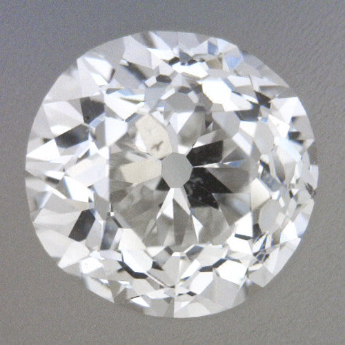 056 carat loose old european cut diamond g color si1