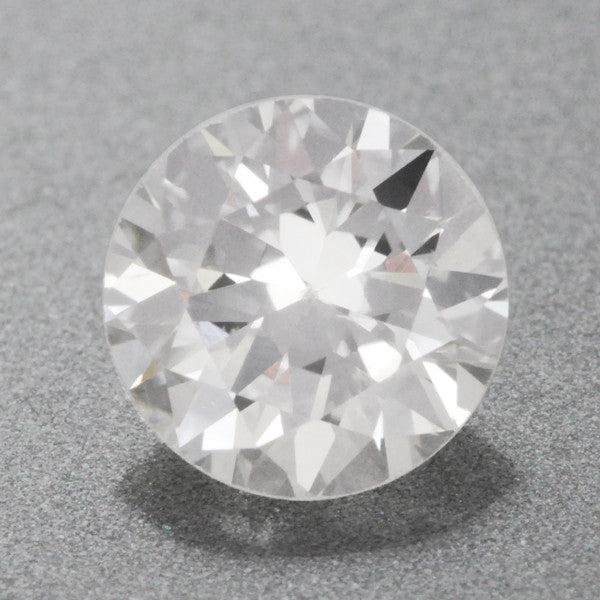 0.38 Carat F Color VS2 Clarity Round Loose Diamond | EGL USA Certified