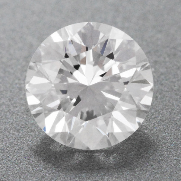 0.38 Carat F Color VS1 Clarity Round EGL USA Certificate | Loose Diamond