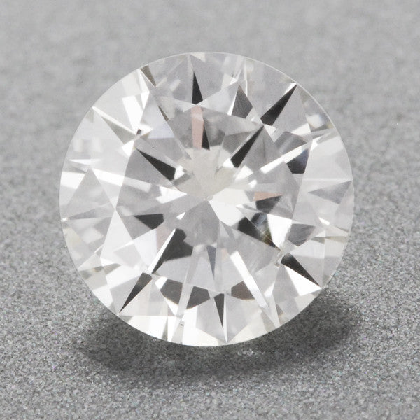 0.39 Carat G Color SI1 Clarity EGL USA Certificate | Loose Round Diamond