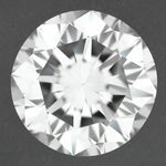 0.54 Carat E Color VVS2 Clarity Loose Diamond | EGL USA Certificate | Good Cut