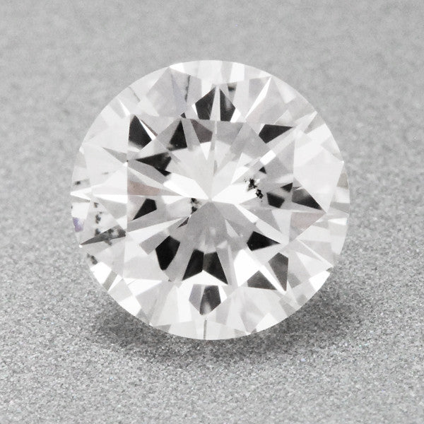 0.36 Carat G Color SI1 Clarity Loose Affordable Diamond | EGL USA Certificate
