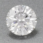 0.36 Carat Ideal Cut Hearts and Arrows Loose Round Diamond G Color VS1 Clarity EGL USA Certificate | Gorgeous!