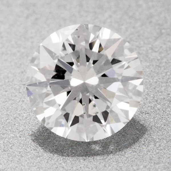 0.37 Carat D Color SI1 Clarity Loose Round  Diamond | Gorgeous and Eye Clean | EGL Certified