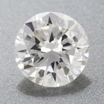0.38 Carat Natural VS1 Clarity Loose Round Diamond H Color | EGL USA Certified