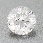 0.39 Carat H Color Diamond SI2 Clarity with EGL USA Certificate | Good Cut