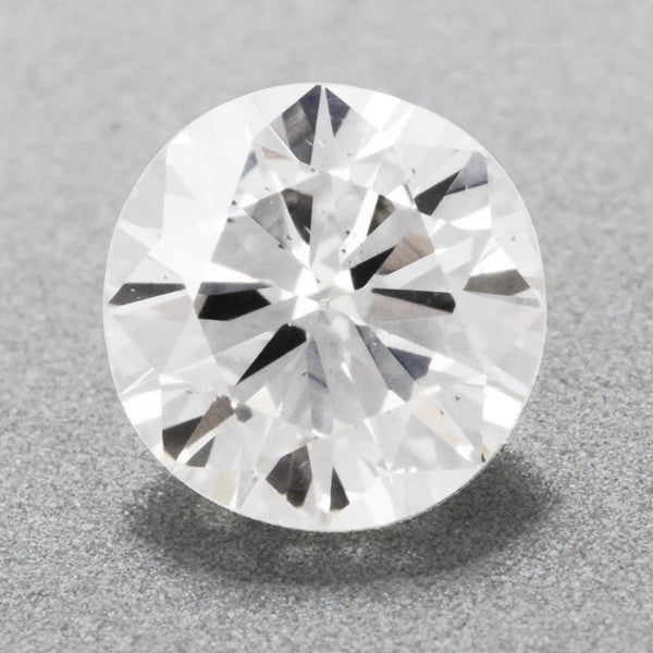 0.39 Carat Natural Loose Round G Color Diamond SI1 Clarity | EGL USA Certified