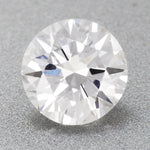 0.47 Carat H Color VS2 Clarity Round Very Good Polish | Affordable Loose Diamond | Laser Enhanced | EGL Certificate
