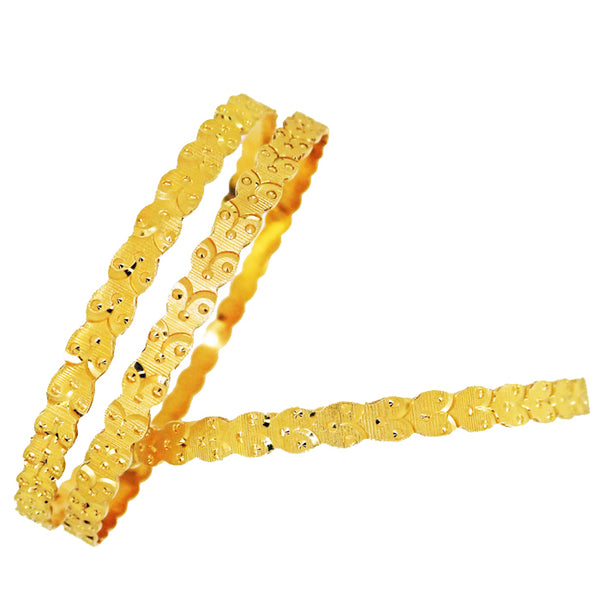 21K Gold Bracelets - Egyptian - GBR104