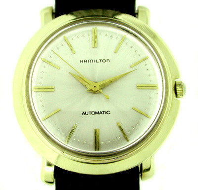 Hamilton Automatic Watch in 14 Karat Gold