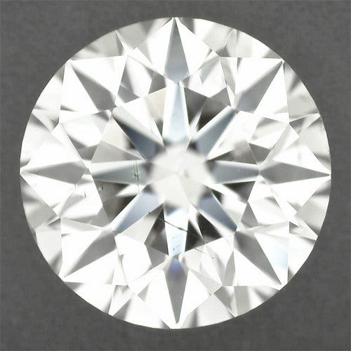 0.62 G SI1 Loose Round Diamond EGL USA Certified | Hearts and Arrows Cut