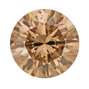 0.20 CT Natural Loose Diamond Fancy Brown I Clarity for Ring Necklace No 87 M1