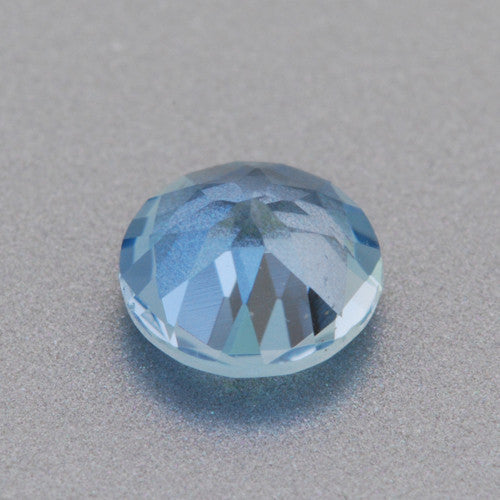 Loose 0.32 Carat Natural Round Aquamarine Gemstone | 4.6mm - Item: AQ001376 - Image: 1