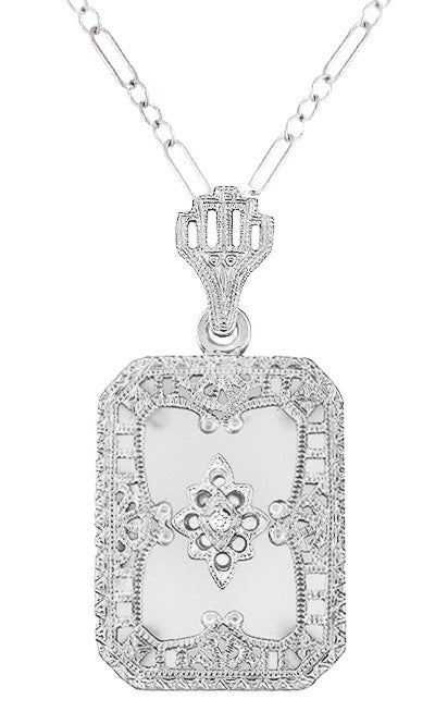 j bryant gold necklaces jewelry julez pendant sale at necklace rectangular rose id master for org
