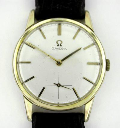 Gold Filled Omega Dress Watch