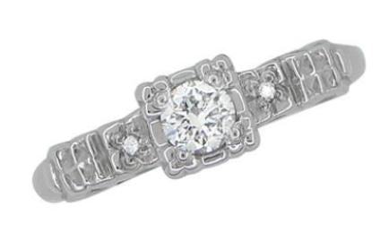 nottingham products engagement rings fine diamond codd carolyn platinum trilogy ring