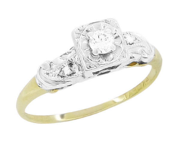 white round jewellery diamond stone trellis tw rings ring gold ct engagement set