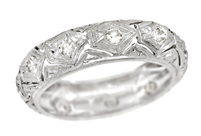 Vintage Wedding Rings for Women - Womens Antique Wedding Bands ...