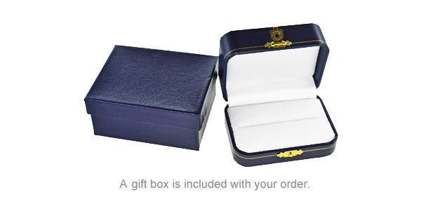 Chinese Take Out Box Cufflinks in Sterling Silver - Item: SCL207 - Image: 2