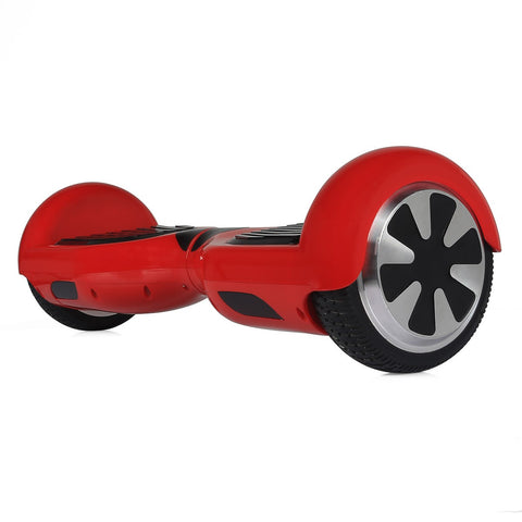 GROUND GLIDER Hoverboard ( RED )
