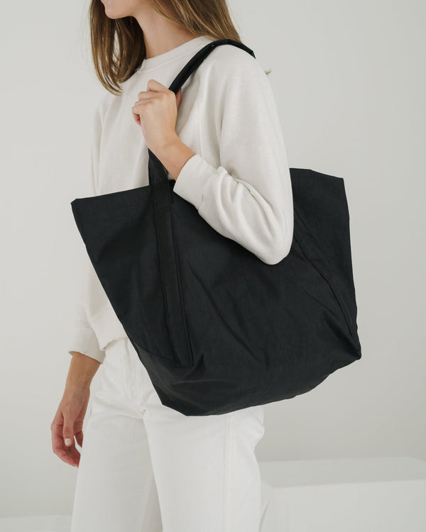 Baggu, Cloud Bag - Black - ROCKET SHOP LONDON