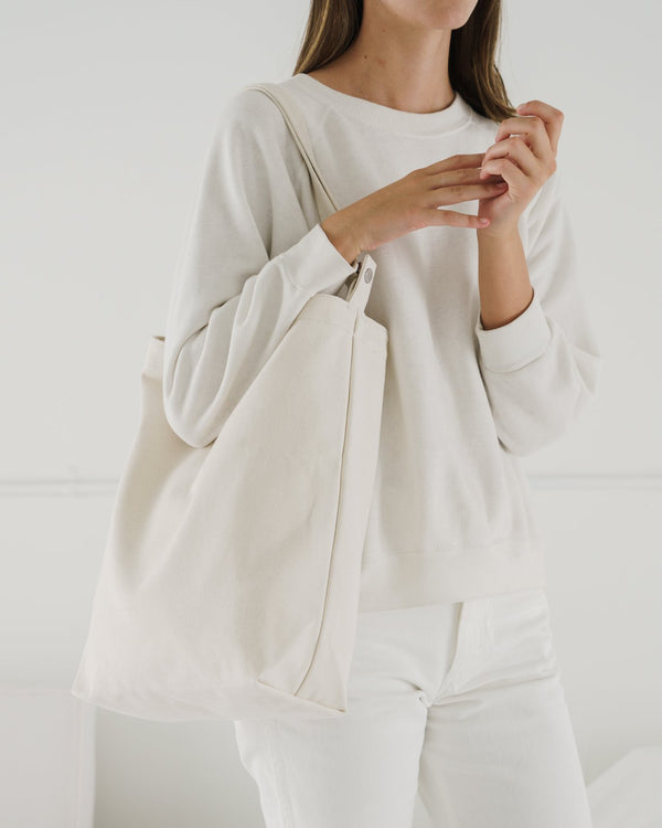Baggu, Duck Bag - Natural Canvas - ROCKET SHOP LONDON