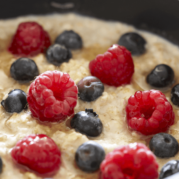 Berry Porridge