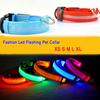 Image of Dog Safety Flashing LED Reflective Collar