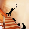 Image of Cats Wall Sticker Designs