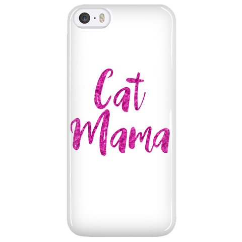 Cat Mama Cat Lovers Phone Case