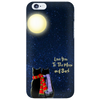 "Image of Cat Lovers Phone Case ""Love Moon and Back"""