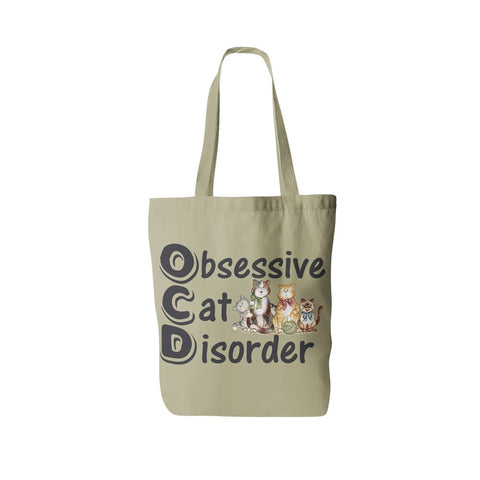 Cat Tote bag Design