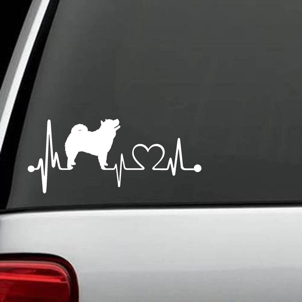 "Chow Chow - Chow Chow ""HeartBeat"" Exclusive Decal"