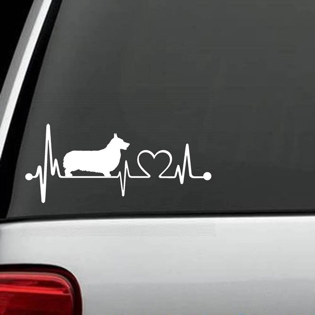 "Corgi - Corgi ""HeartBeat"" Exclusive Decal"