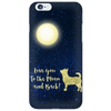Image of Chihuahua Phone Case To The Moon