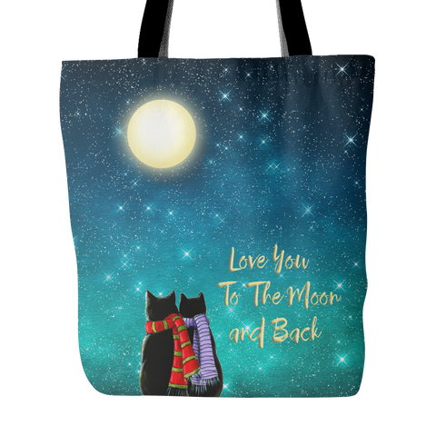 "Cat Love ""Love To The Moon and Back"""
