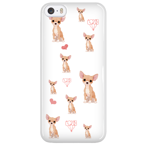 Chihuahua Love Phone Case